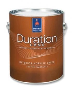 Sherwin-Williams Duration Home® Interior Acrylic Latex Paint