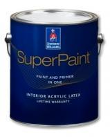 Sherwin-Williams SuperPaint® Interior Acrylic Latex Paint