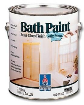 Sherwin-Williams Bath Paint